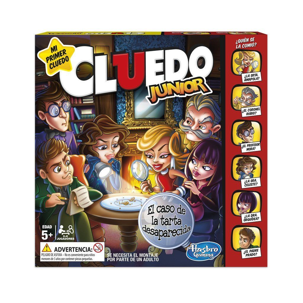 comprar cluedo junior amazon guiaforgeofempires