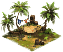evento verano 2018 forge of empires hamaca