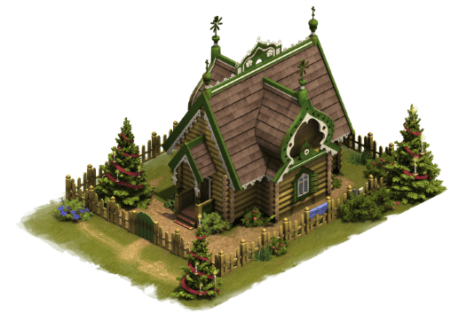 The Charming Cottage