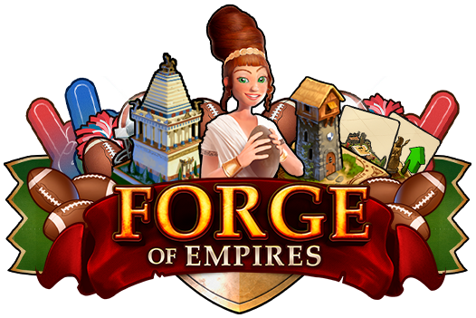 Forge Bowl Logo 2020 forge of empires